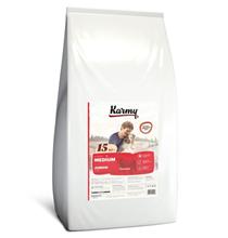 Заказать Karmy Junior Medium / Сухой корм для Щенков Средних пород до 1 года Телятина по цене 3625 руб