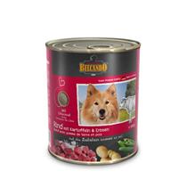 Belcando Rind / Консервы Белькандо для собак Говядина с картофелем и горохом (цена за упаковку)
