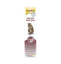 Заказать Gimcat Malt-Soft-Extra / Паста для кошек Выведение шерсти по цене 160 руб