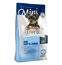 Happy Dog Supreme Mini Baby & Junior (29 / 16) / Сухой корм Хэппи Дог Суприм для Щенков Мелких пород до 12 месяцев