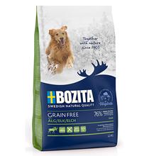 Bozita Grain free Elk / Сухой Беззерновой корм Бозита для взрослых собак с нормальным уровнем активности с мясом Лося