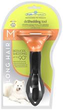 Заказать FURminator / для собак средних длинношерстных пород Long Hair Medium Dog 7 см по цене 2160 руб