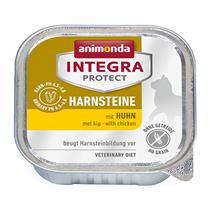 Animonda Integra Protect Urinary / Ветеринарный влажный корм (консервы) Анимонда для взрослых кошек при Мочекаменной болезни Курица (цена за упаковку)