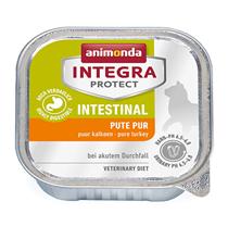 Animonda Integra Protect Intestinal / Ветеринарный влажный корм (консервы) Анимонда для взрослых кошек при Нарушениях Пищеварения Индейка (цена за упаковку)