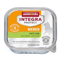 Animonda Integra Protect Renal / Ветеринарный влажный корм (консервы) Анимонда для взрослых кошек при хронической Почечной недостаточности Индейка (цена за упаковку)