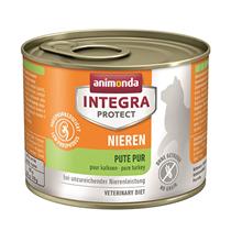 Animonda Integra Protect Renal / Ветеринарный влажный корм (консервы) Анимонда для взрослых кошек при хронической Почечной недостаточности Индейка в банках (цена за упаковку)
