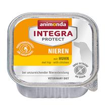 Animonda Integra Protect Renal / Ветеринарный влажный корм (консервы) Анимонда для взрослых собак при хронической Почечной Недостаточности Курица (цена за упаковку)