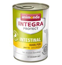 Animonda Integra Protect Intestinal / Ветеринарный влажный корм (консервы) Анимонда для взрослых собак при Нарушениях Пищеварения Курица в банках (цена за упаковку)