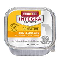 Animonda Integra Protect Sensitive / Ветеринарный влажный корм (консервы) Анимонда для взрослых собак при Пищевой Аллергии Курица пастернак (цена за упаковку)