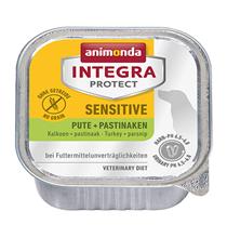 Animonda Integra Protect Sensitive / Ветеринарный влажный корм (консервы) Анимонда для взрослых собак при Пищевой Аллергии Индейка пастернак (цена за упаковку)