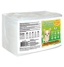 Чистый хвост / Впитывающие гелевые подгузники для домашних животных