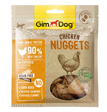 GimDog Chicken Nuggets / Лакомство Джимдог для собак Наггетсы Куриные