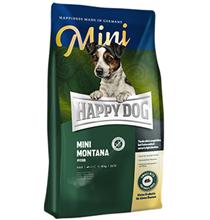 Happy Dog Mini Montana Pferd / Сухой корм Хэппи Дог для собак Мелких пород с Чувствительным пищеварением Монтана (Конина с картофелем)