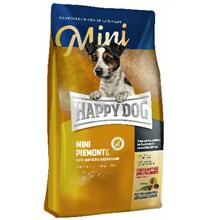 Happy Dog Mini Piemonte Ente Seefish Maroni / Сухой корм Хэппи Дог для собак Мелких пород с Чувствительным пищеварением Пьемонт (Утка Морская рыба каштан)