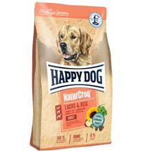 Happy Dog NaturCroq Adult Lachs & Reis / Сухой корм Хэппи Дог НатурКрок Лосось с Рисом