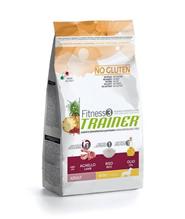 Заказать Сухой корм Trainer Fitness3 No Gluten Mini Adult Lamb and Rice без глютена для взрослых собак мелких пород с ягненком и рисом по цене 1420 руб