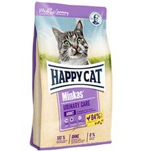 Happy Cat Minkas Urinary Care Adult / Сухой корм Хэппи Кэт для взрослых кошек Профилактика заболеваний мочевыводящих путей