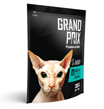Grand Prix Adult Cat Sterilized Rabbit / Сухой корм Гран При для Стерилизованных кошек от 7 месяцев Кролик