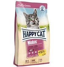 Happy Cat Minkas Sterilised / Сухой корм Хэппи Кэт для взрослых Стерилизованных кошек и Кастрированных котов