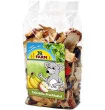 JR Farm Chinchilla-Fruchtsalat / Лакомство Джуниор Фарм для шиншилл Фруктовый салат