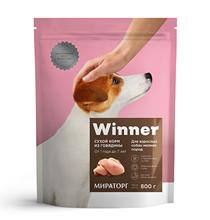 Winner Adult / Сухой корм Винер для взрослых собак Мелких пород Говядина