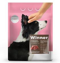 Winner Adult / Сухой корм Винер для взрослых собак Средних пород Говядина