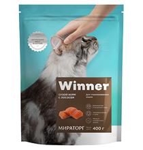 Winner Kitten / Сухой корм Винер для Котят, беременных и кормящих кошек Курица
