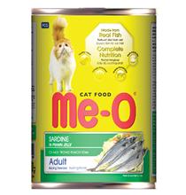 Me-O Cat Adult Sardine / Консервы Мио для взрослых кошек Сардины (цена за упаковку)