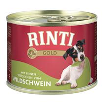 Rinti Gold Wildschwein / Консервы Ринти для собак Дикий кабан (цена за упаковку)