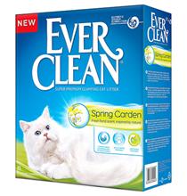 Ever Clean Spring Garden / Наполнитель для кошачьего туалета комкующийся Эвер Клин с Ароматом Весеннего сада