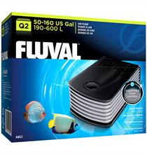 Fluval Q2 / Компрессор Флювал для аквариумов 190 - 600 л
