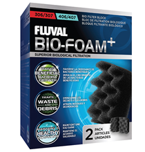 Fluval 306 / 307/406/407 / Губка Флювал для механической и биологической очистки фильтра