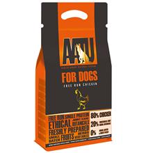 AATU for Dogs 80 / 20 Free run Chicken / Сухой корм Аату для взрослых собак Курица