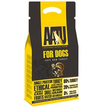 AATU for Dogs 80 / 20 Free run Turkey / Сухой корм Аату для взрослых собак Индейка