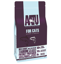 AATU for Cats 85 / 15 Salmon & Herring / Сухой корм Аату для кошек Лосось и Сельдь