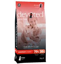 Devoted Puppy Grain free / Сухой Беззерновой корм Дивоутед для Щенков всех пород
