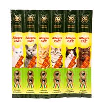 B&B Allegro Cat / Лакомство Би энд Би Аллегро для кошек Колбаски Ягненок Индейка