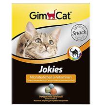 GimCat Jokies Snack / Кормовая добавка Джимкэт для кошек с Витаминами