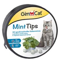 GimCat MintTips / Кормовая добавка Джимкэт для кошек с Витамином D3