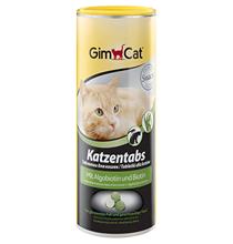 GimCat Katzentabs Algobiotin Biotin / Кормовая добавка Джимкэт для кошек с Водорослями и Биотином