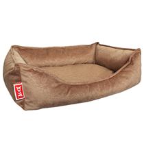 Сибирская Кошка Mr. Alex Comfort Plus / Лежанка для животных Мебельная ткань (микророгожка) прямоугольная