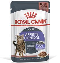Royal Canin Appetite Control Care Feline Gravy / Влажный корм (Консервы-Паучи) Роял Канин Аппетайт Контрол Кэа для взрослых кошек Контроль аппетита в Соусе (цена за упаковку)