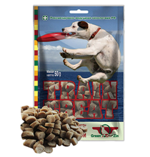 Green Qzin Дрессура №1 Train treat / Лакомство Грин Кьюзин для собак Утка & Тунец
