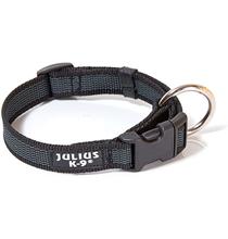JULIUS-K9 Color & Gray / Ошейник Джулиус К9 для собак Черно-серый