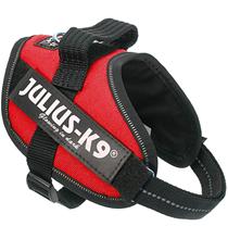 JULIUS-K9 IDC®-Powerharness / Шлейка Джулиус К9 для собак Красный