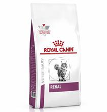 Royal Canin Renal RF23 / Ветеринарный сухой корм Роял Канин Ренал для кошек Заболевание почек (хроническая почечная недостаточность)