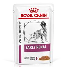 Royal Canin Early Renal / Ветеринарный влажный корм Роял Канин Ерли Ренал (Паучи) для собак Поддержание функции почек (хроническая почечная недостаточность на ранних стадиях) (цена за упаковку)