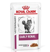 Royal Canin Early Renal / Ветеринарный влажный корм Роял Канин Ерли Ренал (Паучи) для кошек Поддержание функции почек (хроническая почечная недостаточность на ранних стадиях) (цена за упаковку)