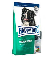 Happy Dog Supreme Medium Adult / Сухой корм Хэппи Дог для собак Средних пород