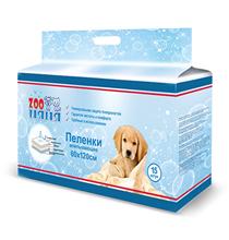 Zoo Няня / Пеленки впитывающие для домашних животных 15 штук